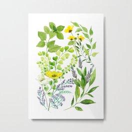 Springtime Metal Print