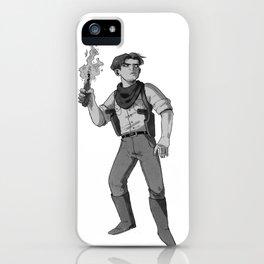 Inktober Day 27 iPhone Case
