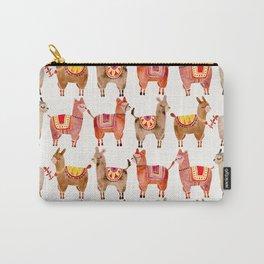 Alpacas Carry-All Pouch