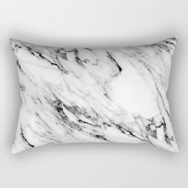 Classic Marble Rectangular Pillow