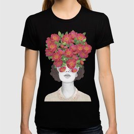 The optimist // rose tinted glasses T-shirt