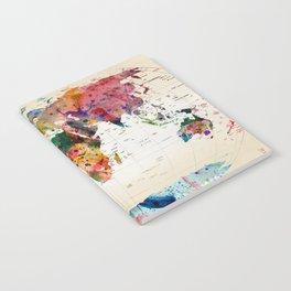 map Notebook
