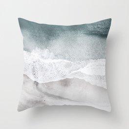 Coast 3 Throw Pillow