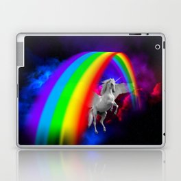 Unicorn & Rainbow Laptop & iPad Skin