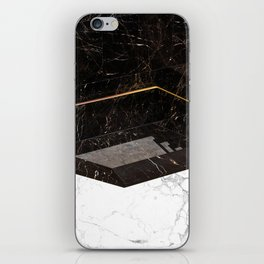 Marble Paradox iPhone Skin