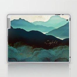 Indigo Mountains Laptop & iPad Skin