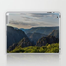 Black Canyon of the Gunnison National Park at Sunrise Laptop & iPad Skin